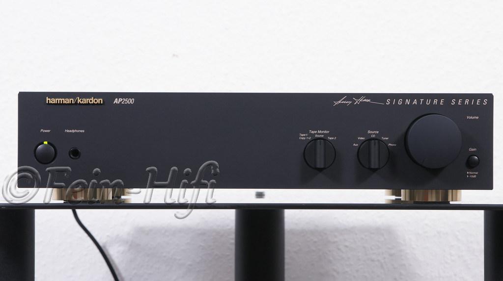 harman kardon ap2500 high end stereo vorverst rker preamplifier. Black Bedroom Furniture Sets. Home Design Ideas