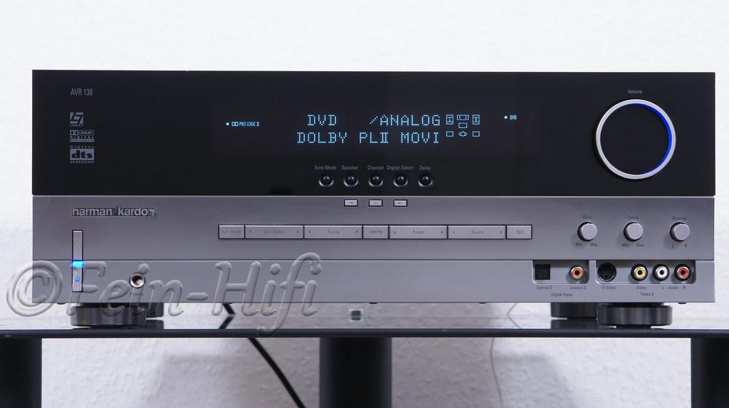 Harman Kardon AVR130 Digital 5.1 Heimkino AV Receiver