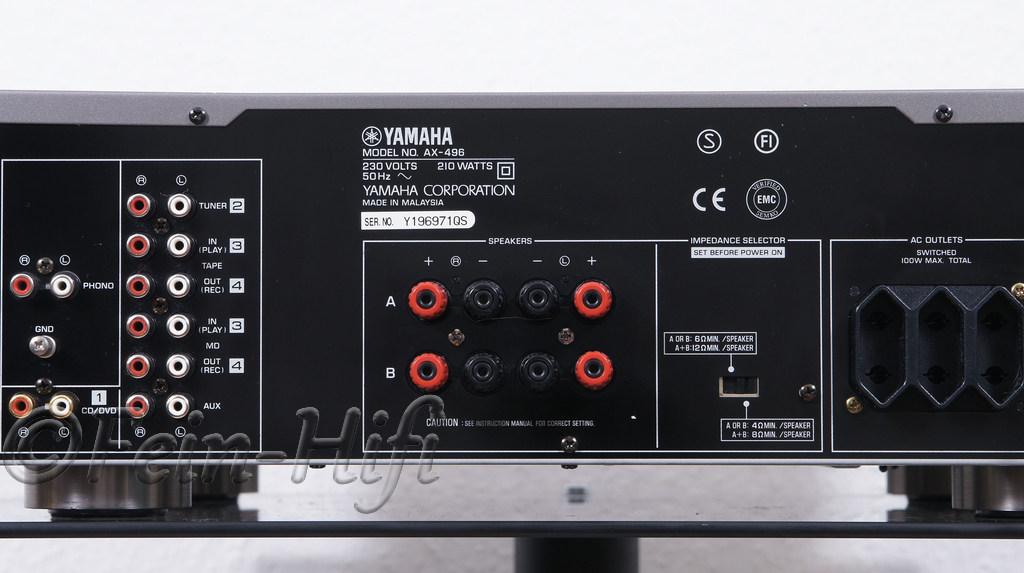 Yamaha Ax Review