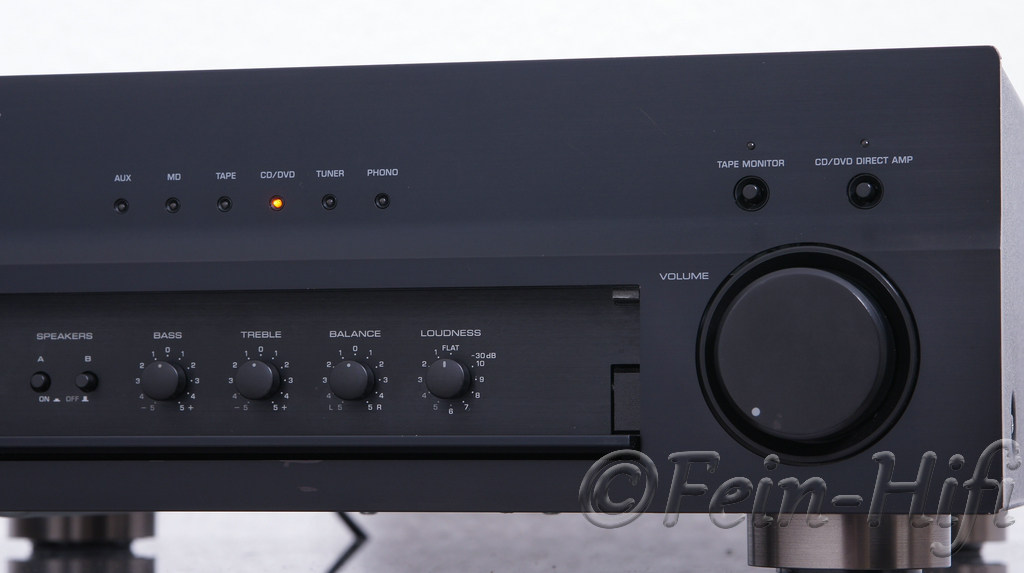 yamaha ax 397 stereo verst rker amplifier gebraucht fein hifi. Black Bedroom Furniture Sets. Home Design Ideas