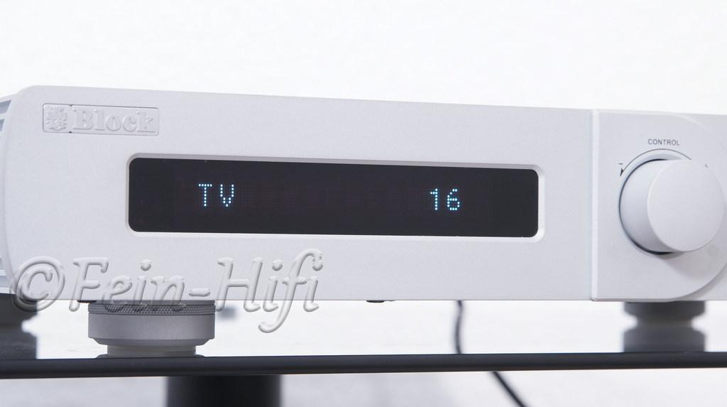block v 100 high end stereo verst rker fein hifi. Black Bedroom Furniture Sets. Home Design Ideas