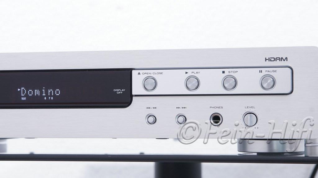 marantz cd 6002 hifi cd player mit mp3 und wma play. Black Bedroom Furniture Sets. Home Design Ideas