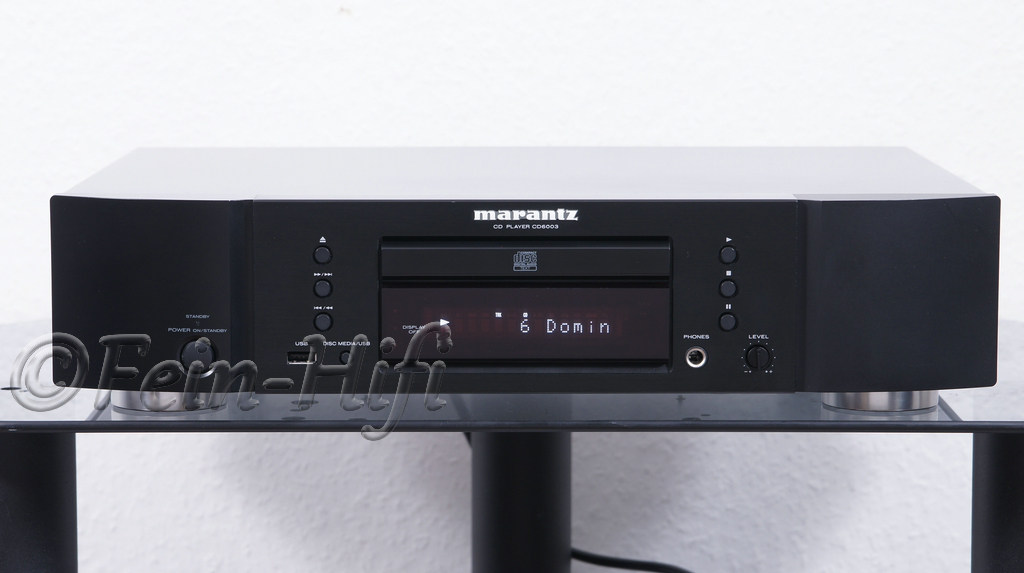marantz cd 6003 hifi cd player mit mp3 und usb. Black Bedroom Furniture Sets. Home Design Ideas