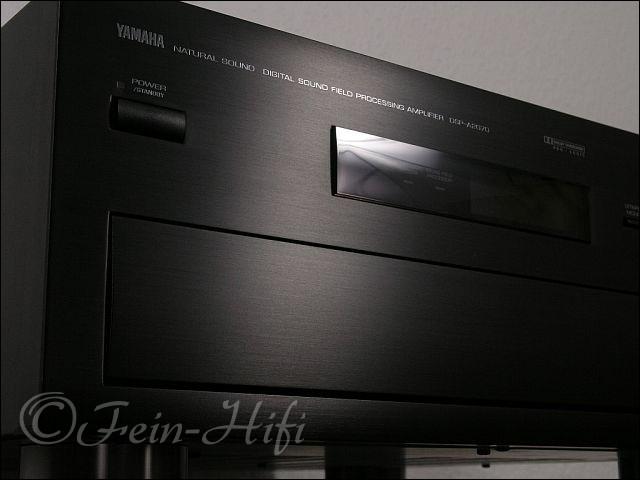 yamaha dsp a2070 dolby pro logic surround dsp av verst rker. Black Bedroom Furniture Sets. Home Design Ideas