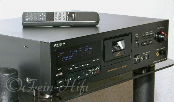 sony dtc 790 hifi dat recorder gebraucht kaufen. Black Bedroom Furniture Sets. Home Design Ideas