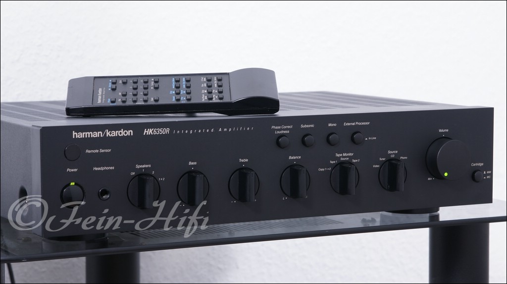 harman kardon hk6350r stereo verst rker amplifier. Black Bedroom Furniture Sets. Home Design Ideas