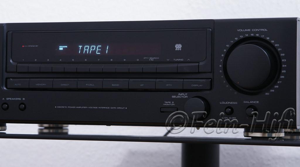 kenwood kr a5060 stereo receiver gebraucht fein hifi. Black Bedroom Furniture Sets. Home Design Ideas