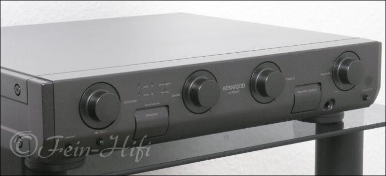 kenwood l 1000c high end stereo vorverst rker mit xlr. Black Bedroom Furniture Sets. Home Design Ideas