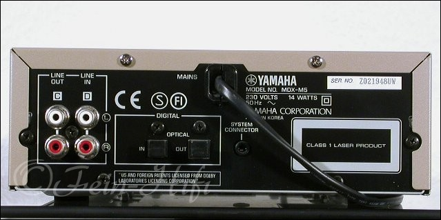 Yamaha Md Digital Recorder