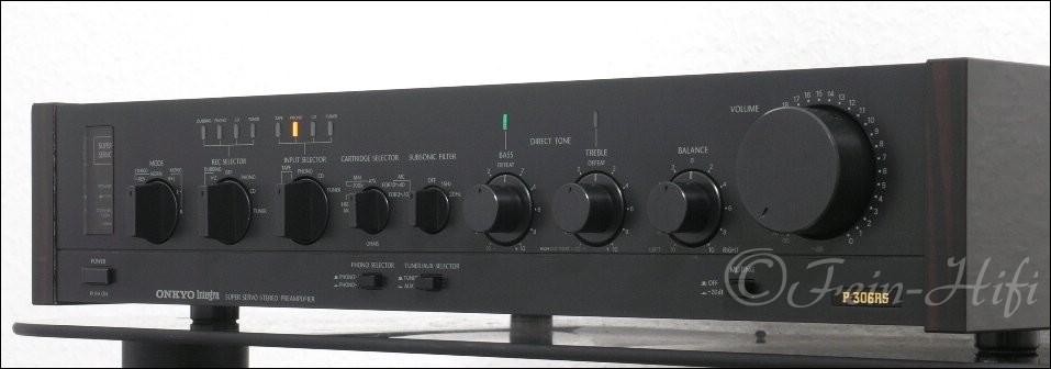 onkyo p 306 integra audiophiler high end hifi vorverst rker. Black Bedroom Furniture Sets. Home Design Ideas