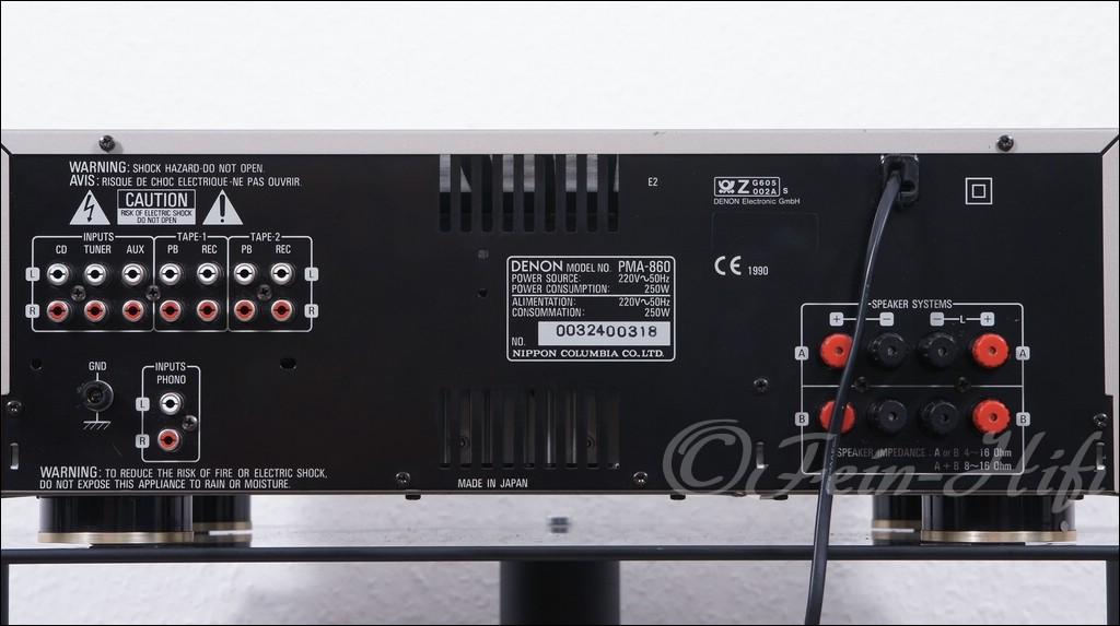 Yamaha Class A Amplifier
