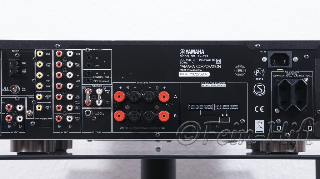 Yamaha Rstereo Receiver
