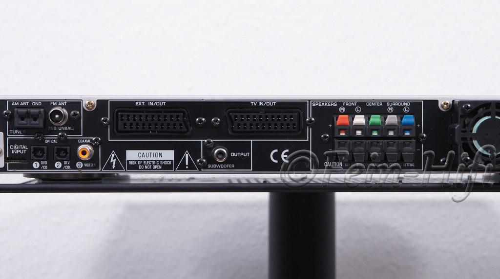 Yamaha Rx Vreceiver