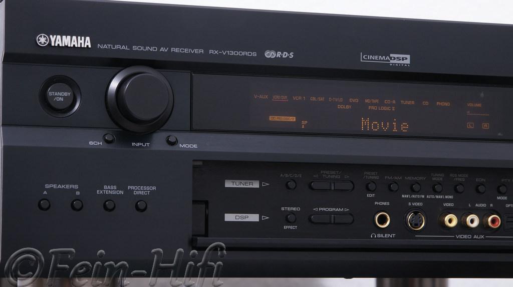 Yamaha Rx V  Phono