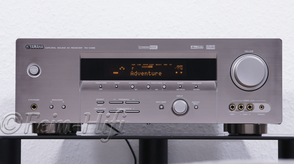 Enhancer Yamaha Receiver