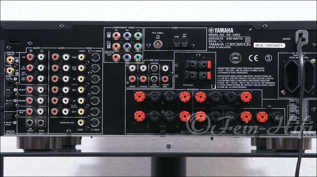 Yamaha   K Reciever