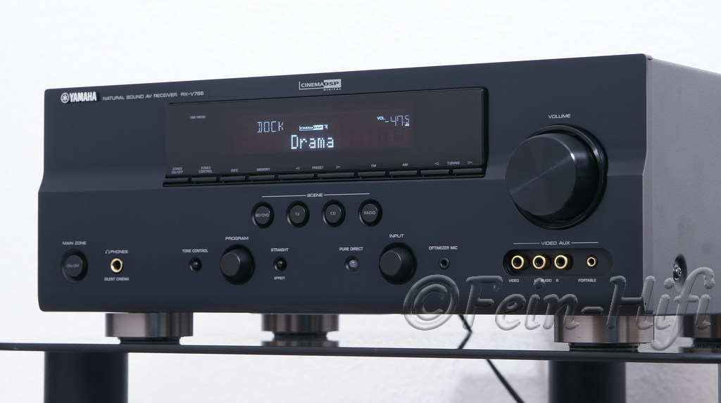 Yamaha RX-V765 Dolby True HD 7.1 HDMI AV Receiver