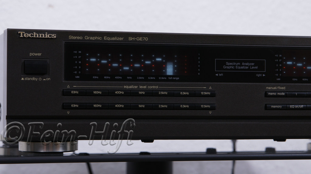 Graphic Equalizer Display - 0425
