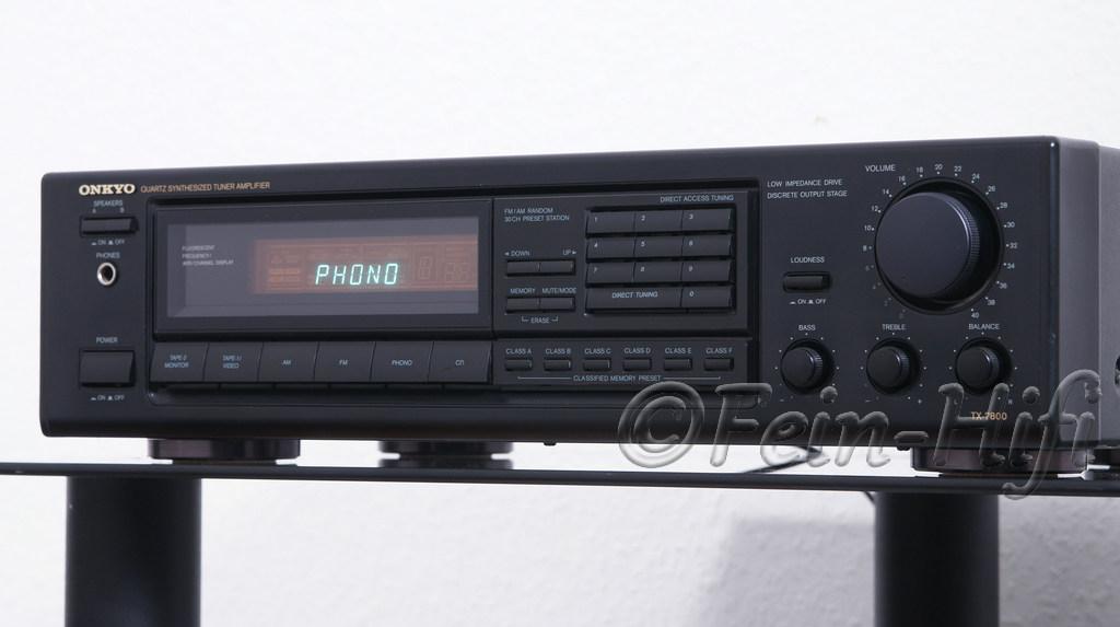 Onkyo TX-7800 HiFi Receiver