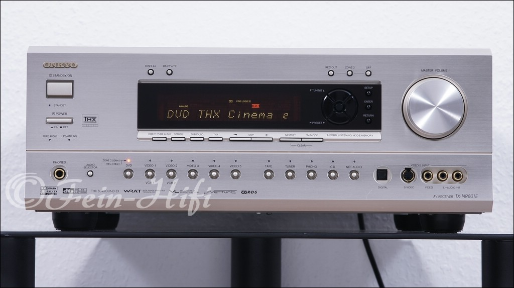 Yamaha Select Dolby Digital